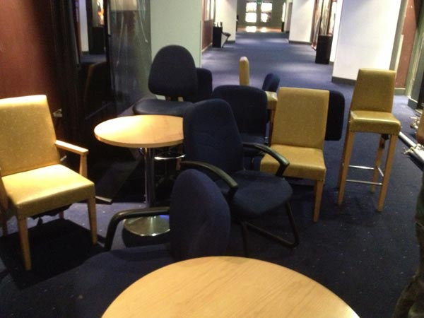 Newcastle City Centre Office Clearance