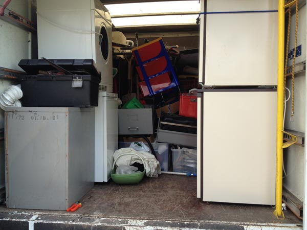 Basildon House Clearance