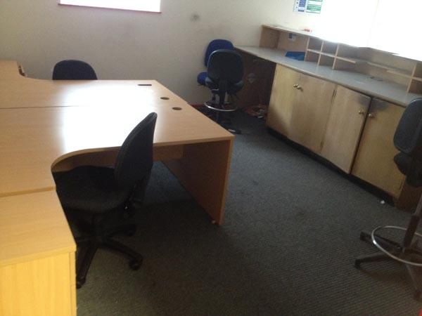 Stockton Office Clearance