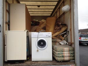 Partial House Contents Clearance Newcastle