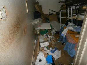 Verminous & Cluttered House Clearance Worthing
