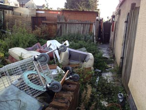 Wolverhampton Garden Clearance & Garden Tidy Up