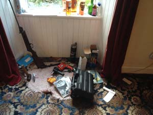 Cluttered House Clearance Berwick
