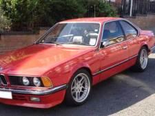 House Clearance Classic Car
