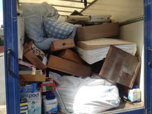 Abingdon Cluttered House Clearance