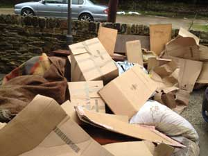 Dronfield Cluttered House Clearance