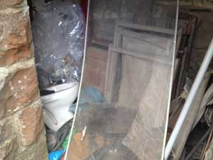 Settle Flood Damaged House Clearance