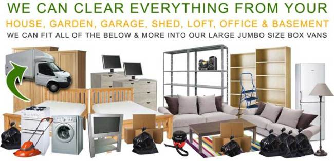 Oldham & Greater Manchester House Clearance