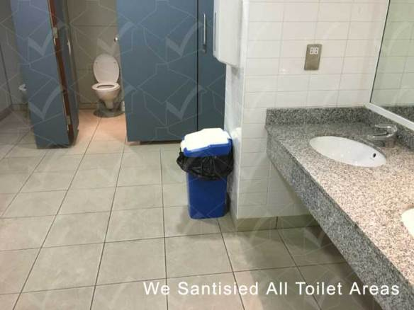 One-Off Deep Office Clean Newcastle