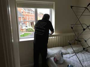Unattended Death In The House One-Off Deep Clean Gateshead