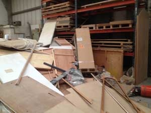 Industrial Warehouse Unit Property Clearance Colchester