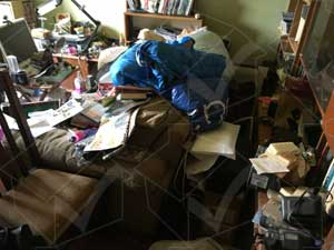 Evanton Hoarders House Clearance Declutter