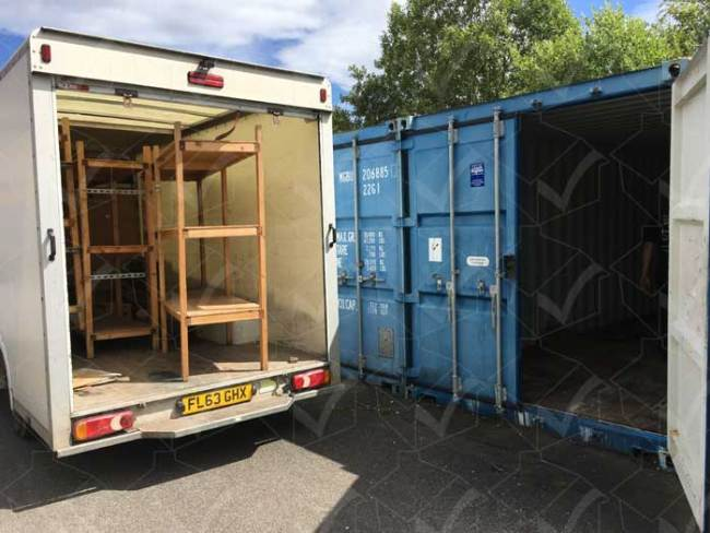 Storage Container Clearance Gateshead