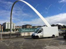 Jesterval Comedy Festival Gateshead Tyneside Furniture Removal Service