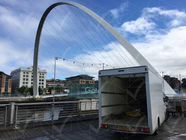 Jesterval Comedy Festival Gateshead Tyneside Furniture Removal Service