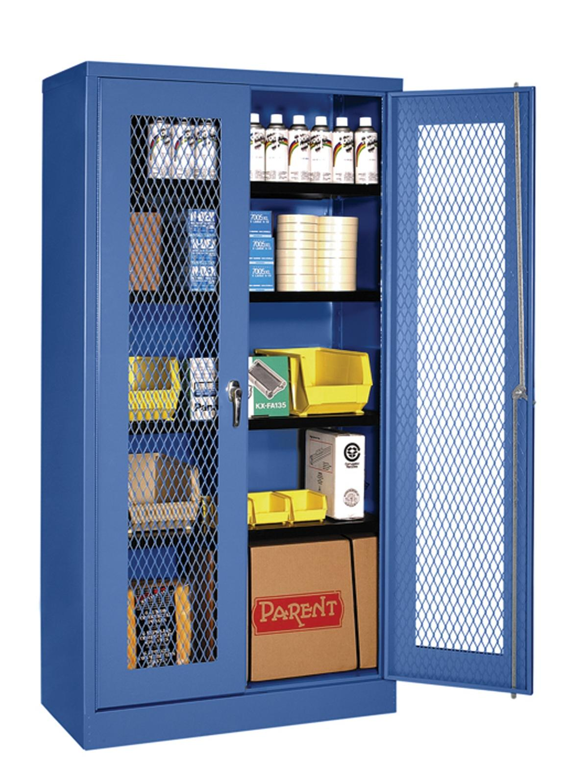 HEAVYDUTY VISUAL STORAGE CABINETS at Nationwide