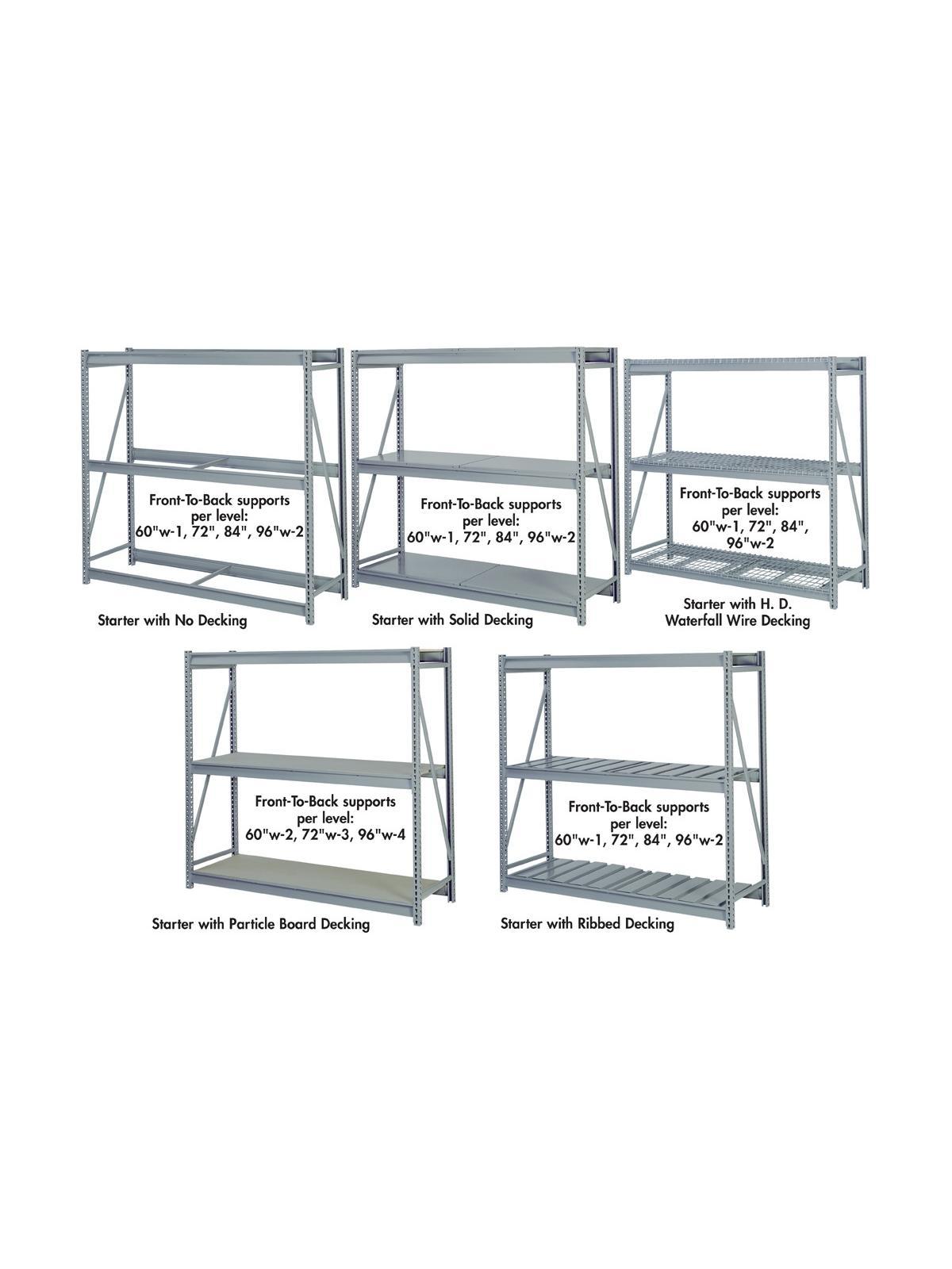 Pre Engineered Bulk Storage Racks