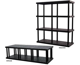 plastic shelving nationwide industrial