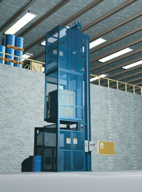 VRC Vertical Reciprocating ConveyorFreight Elevator at