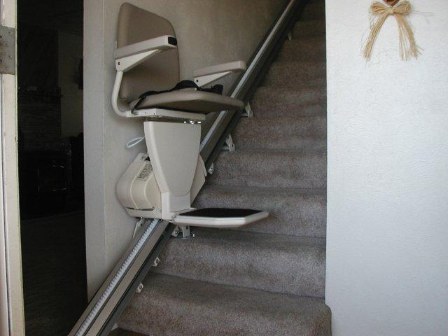 Indy Pinnacle Stair Lift Narrow Residential  Commercial