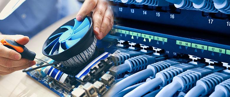 Peoria Illinois Onsite Computer PC & Printer Repairs, Network, Telecom & Data Wiring Solutions