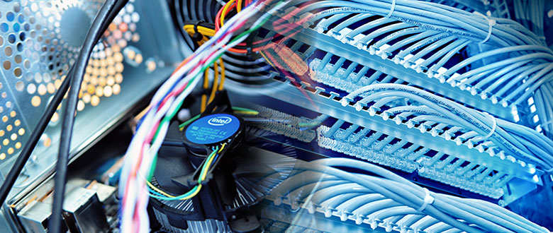 Matteson Illinois On Site PC & Printer Repair, Network, Telecom & Data Cabling Solutions