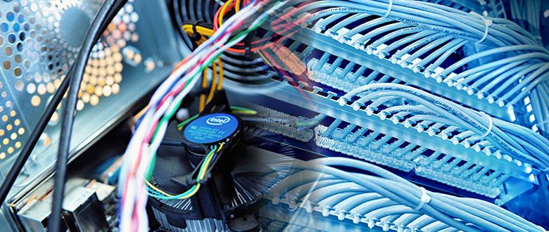 Woodridge Illinois On Site PC & Printer Repair, Networks, Telecom & Data Low Voltage Cabling Services