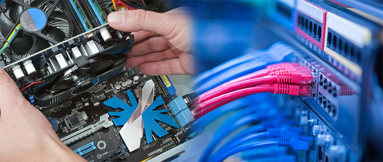 Norridge Illinois On Site Computer PC & Printer Repairs, Network, Voice & Data Cabling Solutions