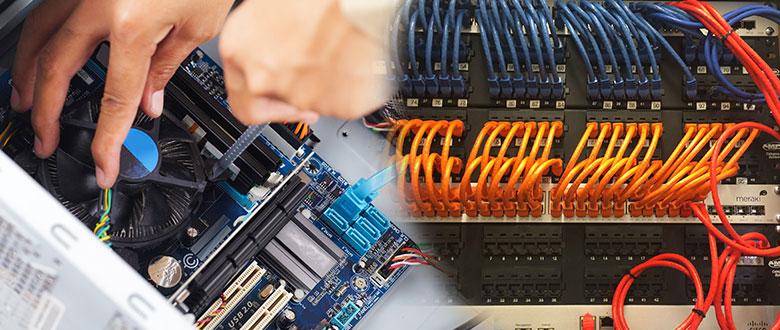 Matteson Illinois On Site Computer PC & Printer Repair, Network, Telecom & Data Cabling Solutions
