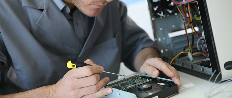 Evansville Indiana On Site Computer PC Repair, Networking, Voice & Data Cabling Services