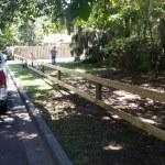 Installing Fence Savannah Georgia