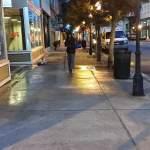 Pressure Washing Broughton Street Savannah, GA