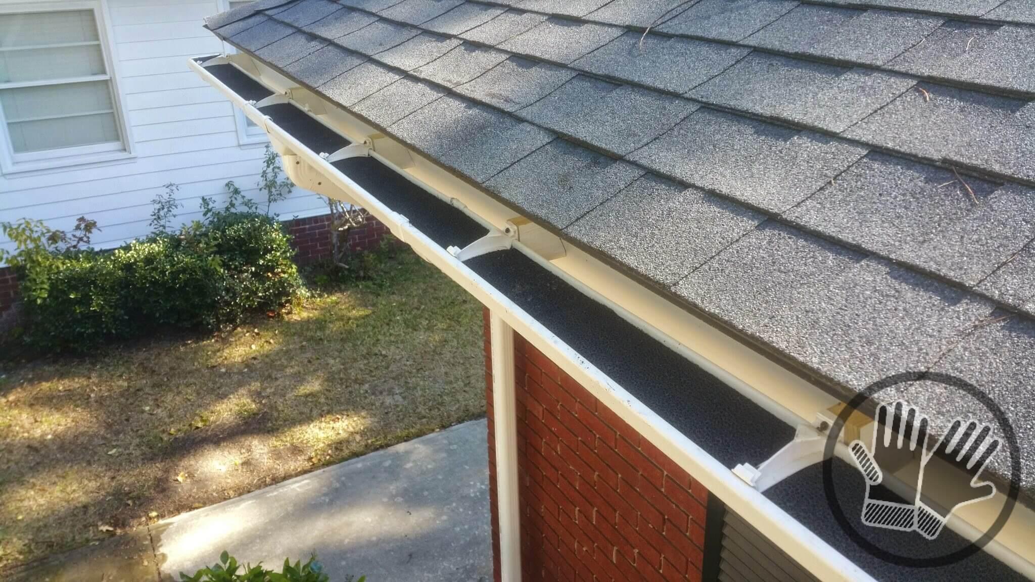 How much for gutter guards installed - Gutter Stuff Gutter Guards Installed