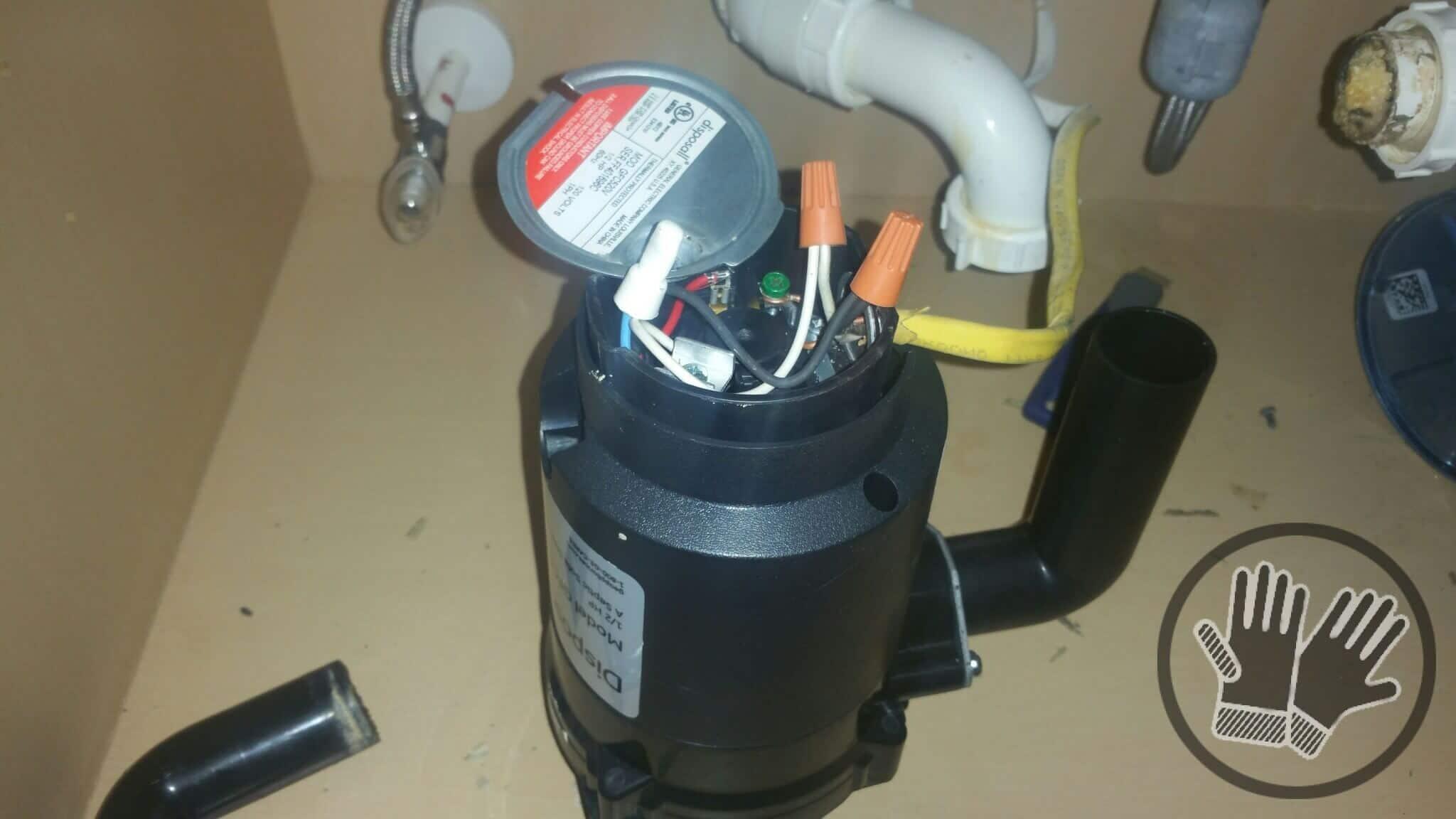 Hard Wiring Garbage Disposal