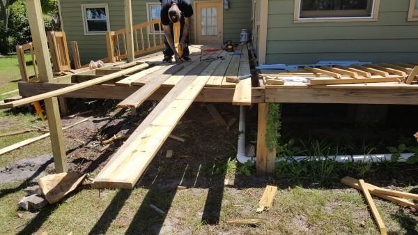 Deck Builders Savannah Ga Chatham Property Maintenance