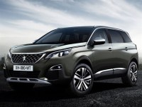 Peugeot 5008 Crossover 1.6 THP GT Line EAT6   Car Leasing ...