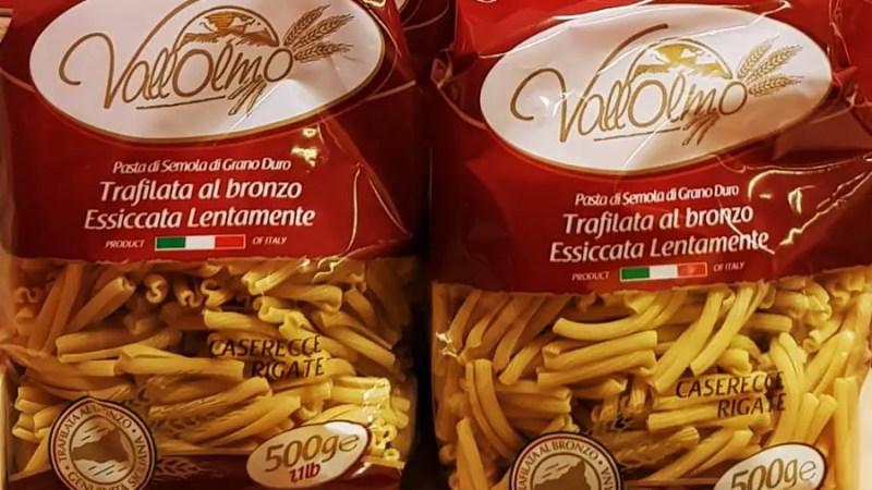 Pasta Vallolmo con i grani siciliani. Un gusto antico da riscoprire