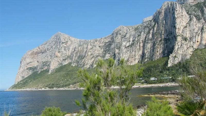Sicilia: Riserva naturale di Capo Gallo a Palermo