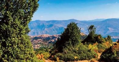 Borgo Geraci. Sentieri e luoghi oltre i 1450 metri