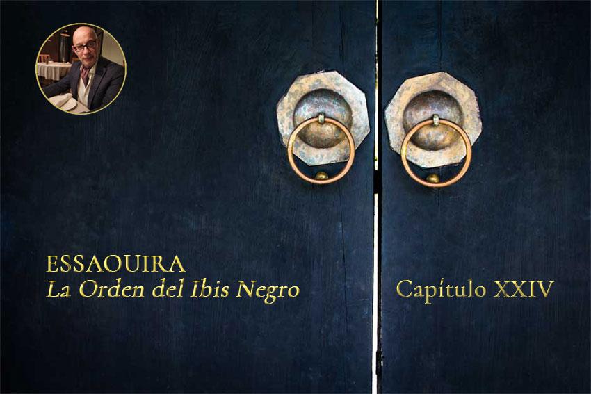 La Orden del Ibis Negro