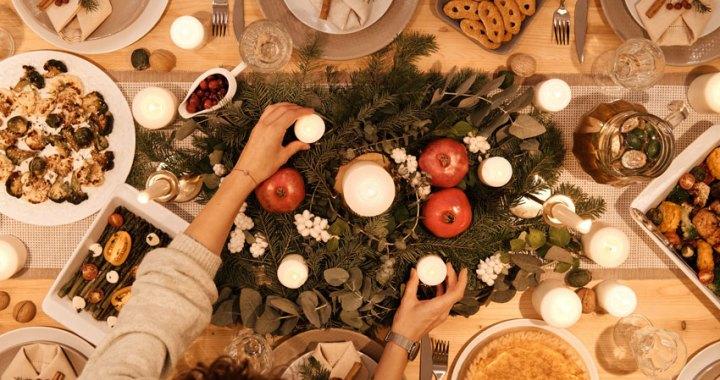 Recomendaciones nutricionales para Navidad
