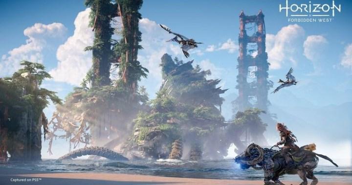 Horizon 2: Forbidden West, todo lo que sabemos de la esperada segunda parte de Zero Dawn