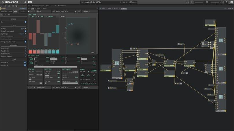 Native Instruments Reaktor 6.4.2 Mac 破解版 - 音乐合成器应用