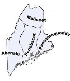 Native American tribes in Maine