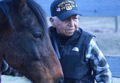 Chief David Bald Eagle dies at 97