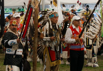 Grand Entry – 37th Puyallup Tribal Powwow