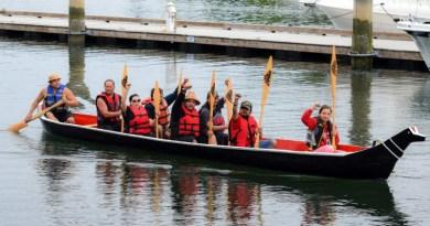 Puyallup Canoe