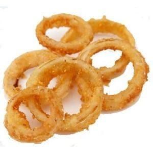 Onion Rings,4x 2.5 lbs