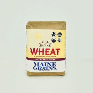 Maine Grains Organic Wheat Berries, 2.4 lbs