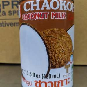 Unsweetened Coconut Milk, 13.5 oz can
